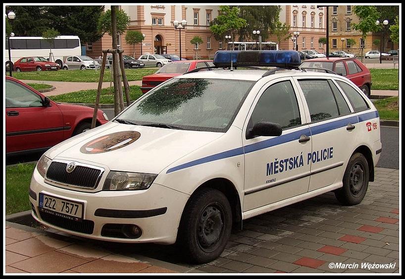 Městská policie Kroměříž